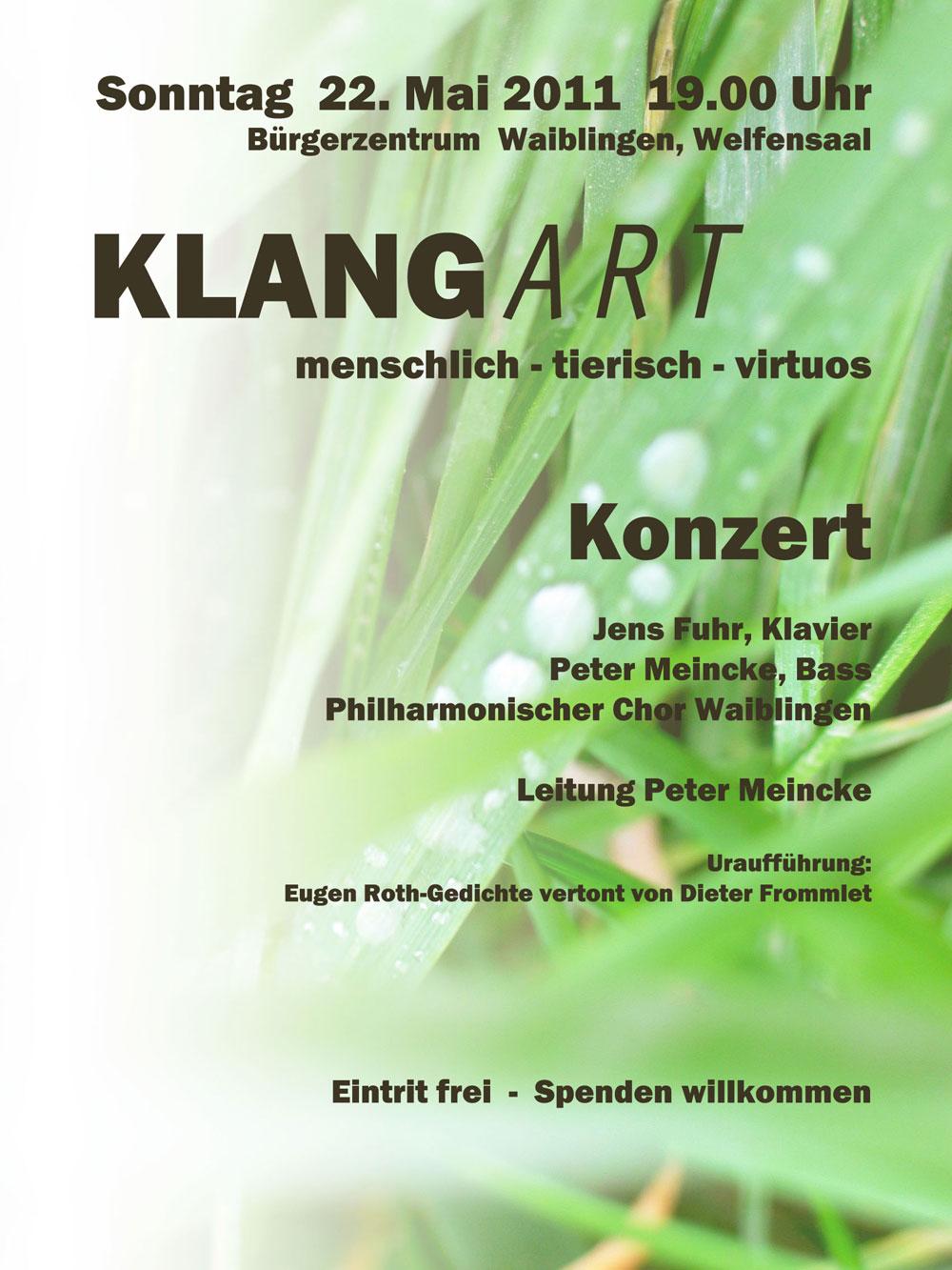 2011 – KlangArt