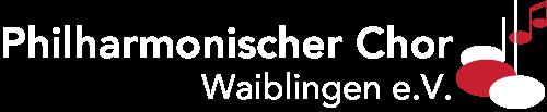 Philharmonischer Chor Waiblingen
